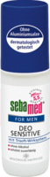 SEBAMED for men Deo Sensitiv Roll-on